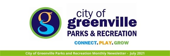 Parks and recreation banner