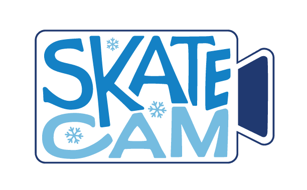 Graphic Button: SKATE CAM