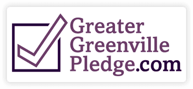 Greater Greenville Pledge logo